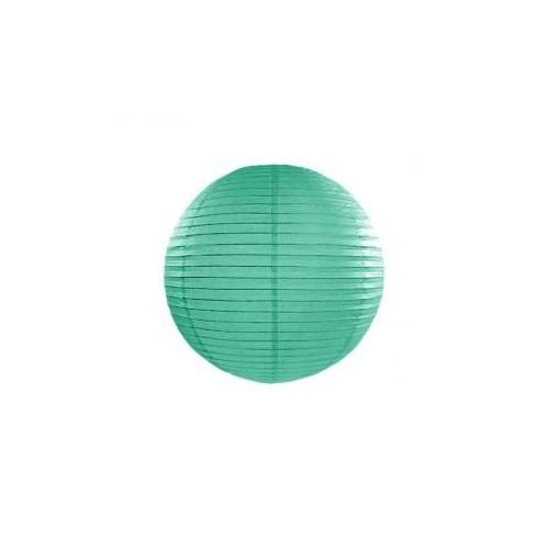 Lampion papierowy - kula - morski