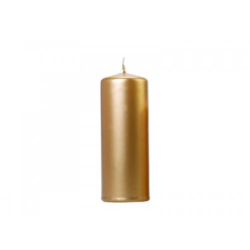 Metaliczna świeca klubowa - złoty