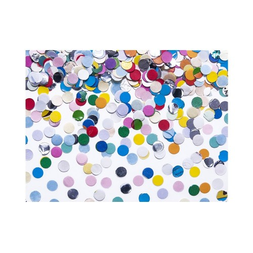 Konfetti - kolorowe kółeczka