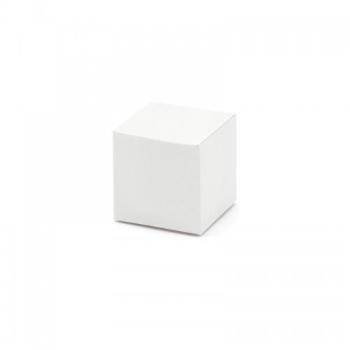 Białe, minimalistyczne pudełeczka (10 sztuk)