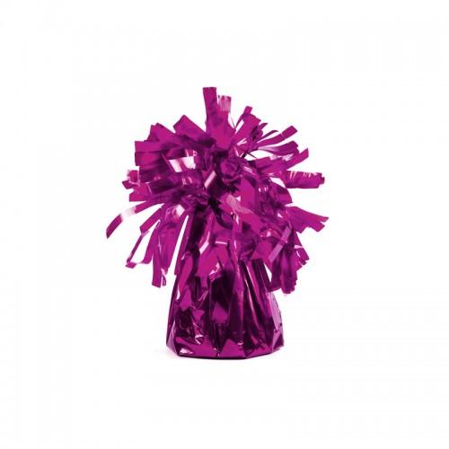 Obciążnik do balonów - ciemny róż