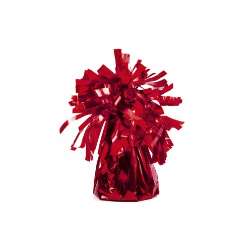 Obciążnik do balonów - czerwony (4 sztuki)