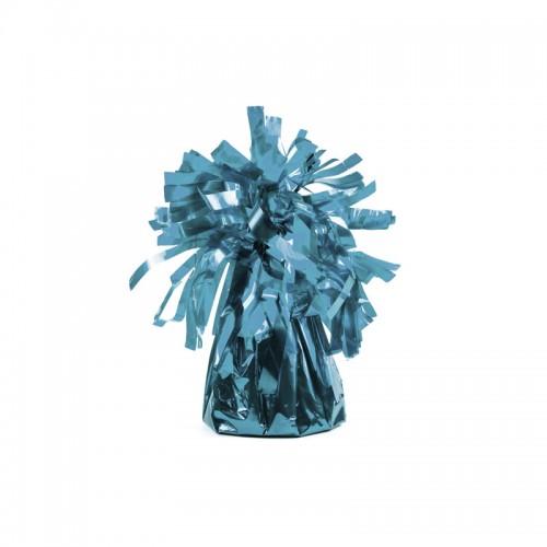 Obciążnik do balonów - błękitny (4 sztuki)