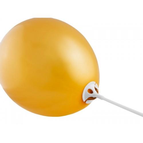 Patyczek z zatyczką do balonów (10 sztuk)