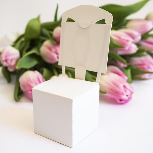 Pudełeczka dla gości - krzesełka (10 sztuk)