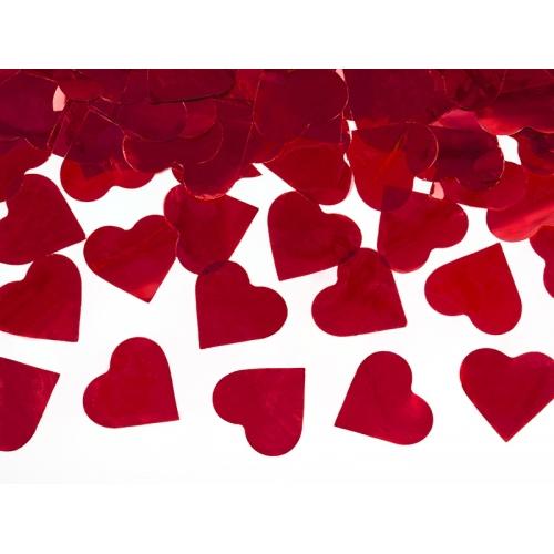 Strzelająca tuba - czerwone serca