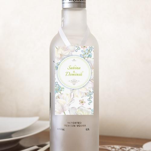 Ozdoba alkoholu - Konwalie