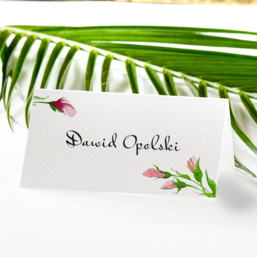 Winietka weselna - Floral I