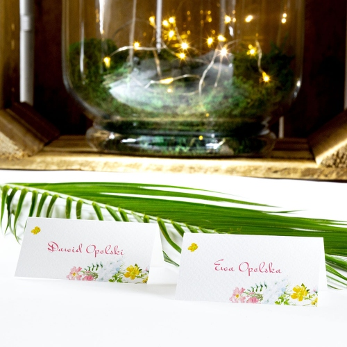 Winietka weselna - Floral II