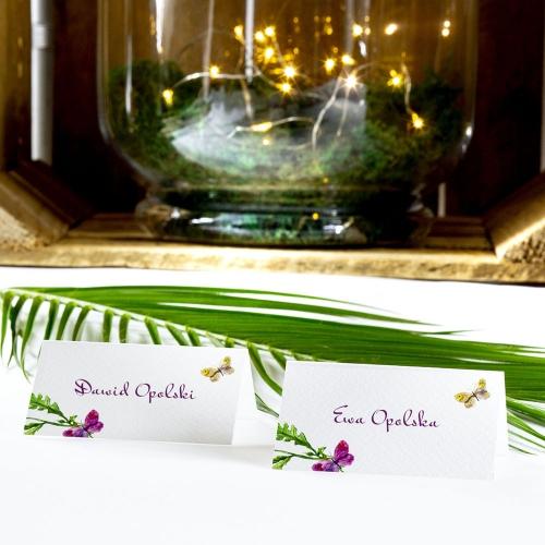 Winietka weselna - Floral V