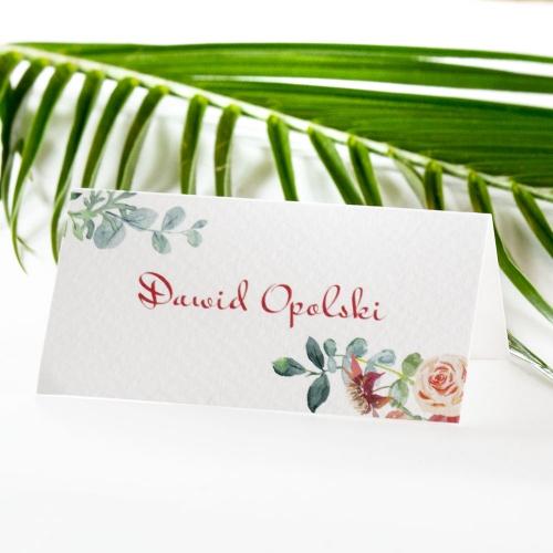 Winietka weselna - Floral VI