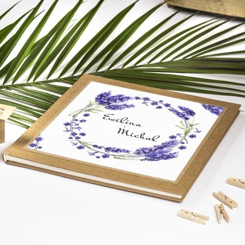 Księga gości - Floral III