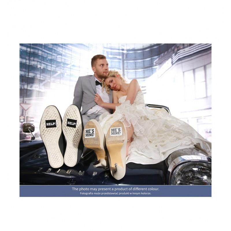 "Naklejki na buty ""Dancing Shoes"" (2 sztuki)"