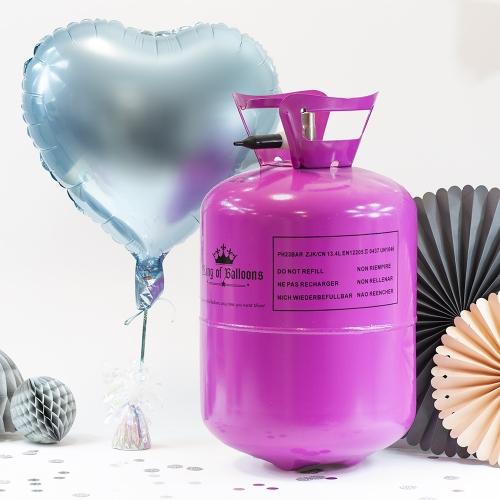 Jednorazowa butla z helem do balonów (0,40 m3)