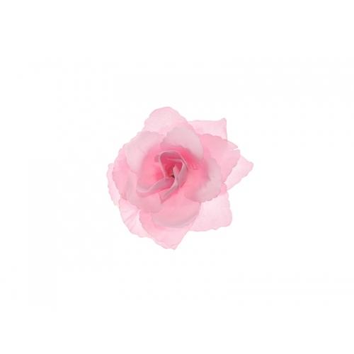 Różyczki do przylepiania, różowe (24 sztuki)