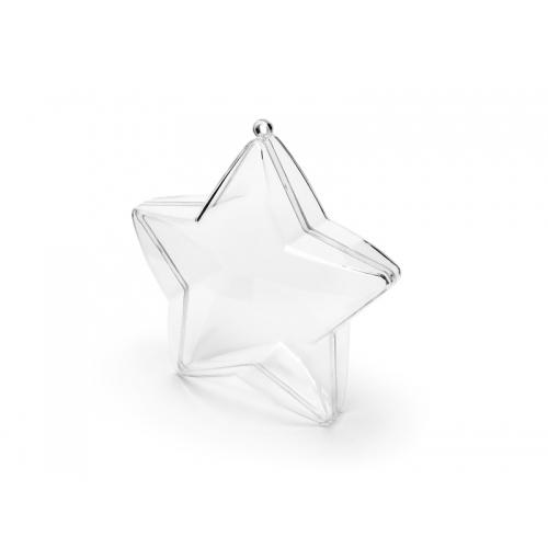 Pudełeczka, gwiazdka (3 sztuki)