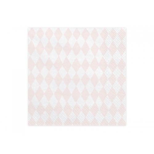 Serwetki papierowe Jednorożec (20 sztuk)