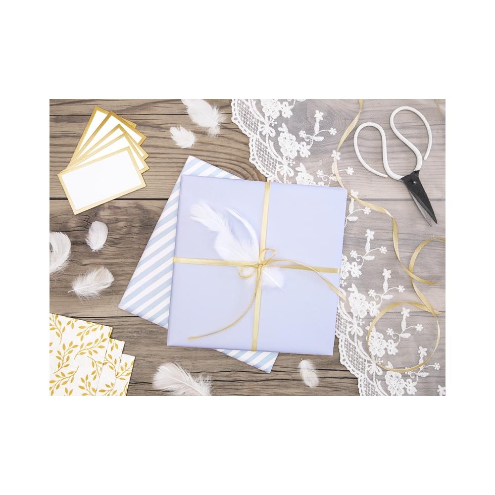 Piórka Dekoracyjne Białe Weddingstorepl