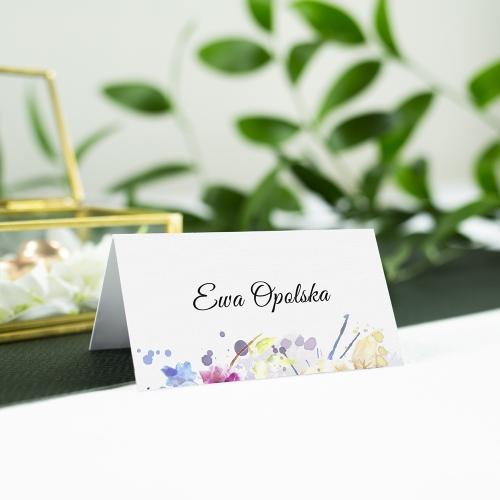 Winietka weselna - Pastele