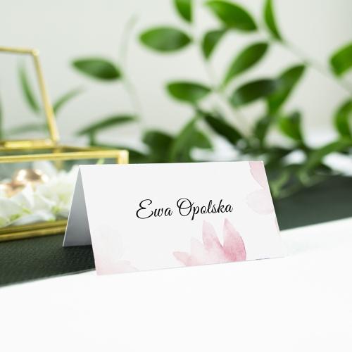 Winietka weselna - Delikatne róże