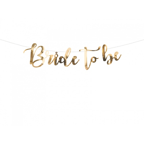 Baner - Bride to be - 1 sztuka