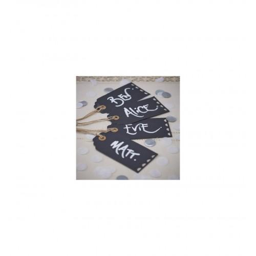 Bileciki w stylu rustykalnym (10 sztuk)