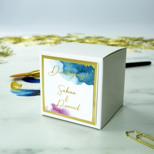 Pudełeczka dla gości - Colorful III (10 sztuk)