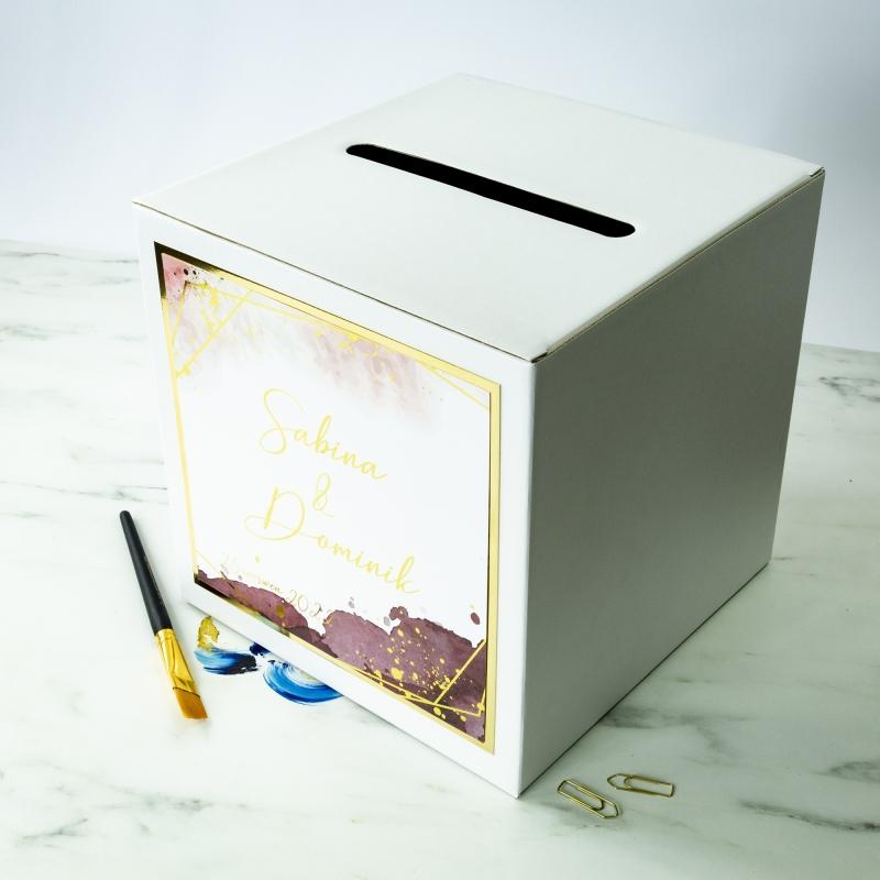 Pudełko na koperty - Colorful II