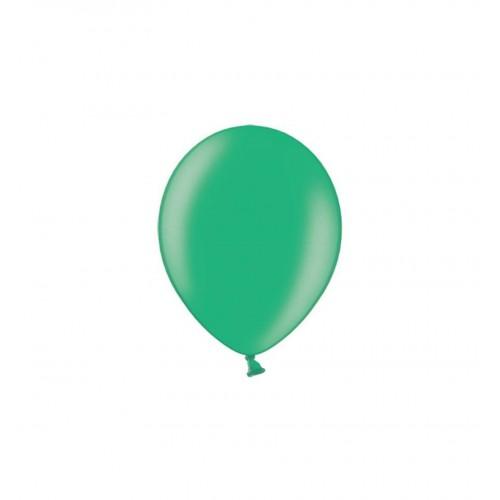 Ciemnoturkusowe, metaliczne balony (100 sztuk)