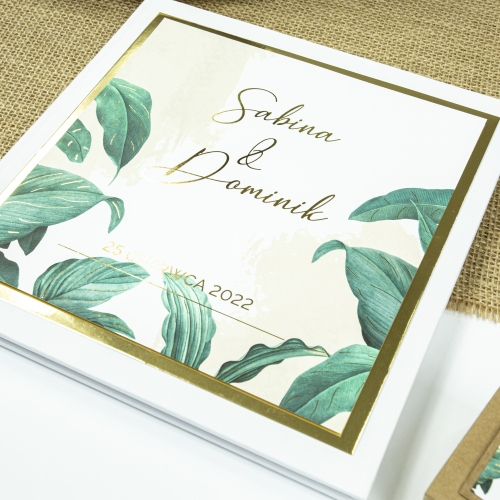 Księga gości - Tropical I