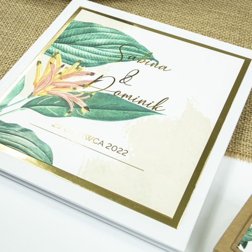 Księga gości - Tropical III