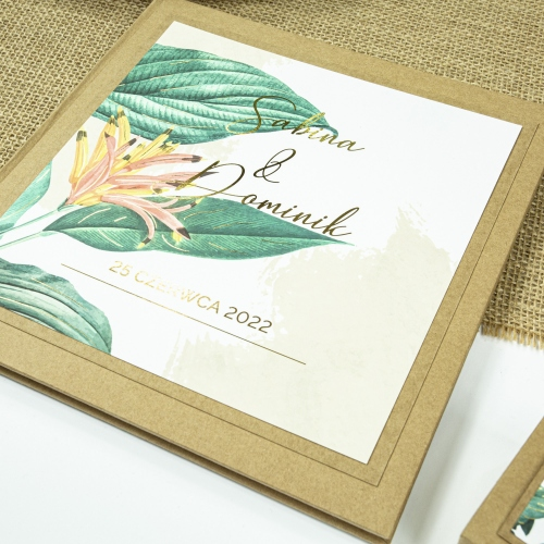 Księga gości - EKO - Tropical III