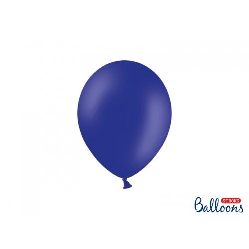 Chabrowe, pastelowe balony (100 sztuk)