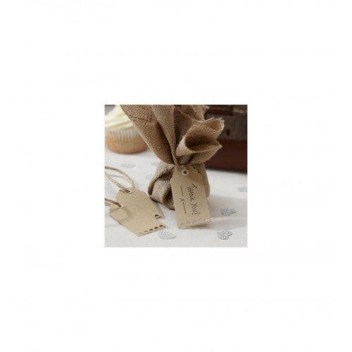 Bileciki z papieru czerpanego (10 sztuk)