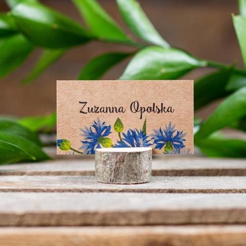 Winietka weselna z drewienkiem - Chabry
