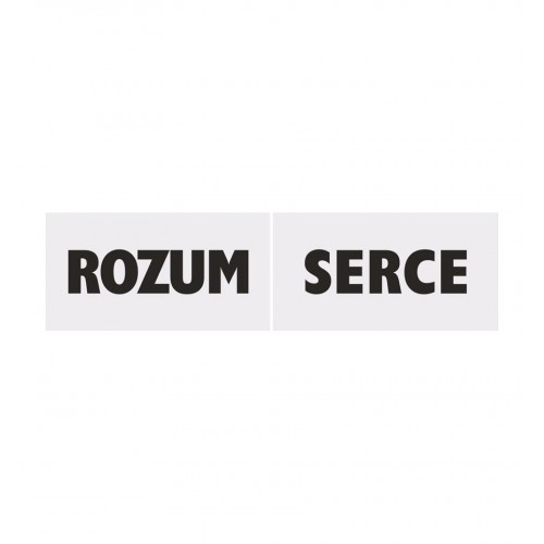 "Tabliczki ""Serce"" i ""Rozum"""