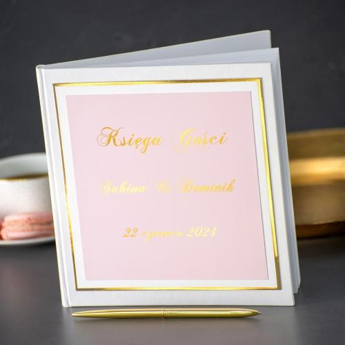Księga gości - Mirror Card